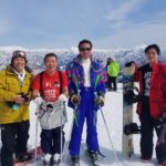 青年部主催スキー旅行開催!民商運動も楽しみながら!