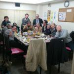 北砂支部新年会を開催!大勢の参加で盛り上がりました!