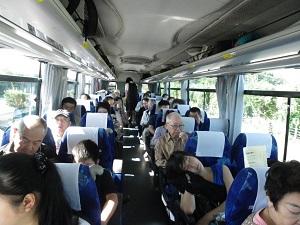 9/21 江東民商共済会日帰りバスハイクを行いました
