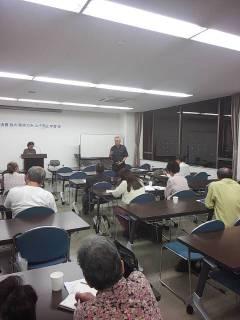 9/17 消費税増税阻止学習会を行いました