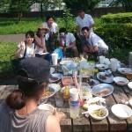 7/12(日) 江東民商青年部 バーベキュー大会を開催しました