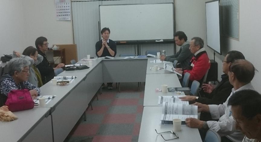 10/29 江東民商青年部 インターネット学習会を開催!